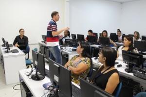 CONEX realizou Oficina de Atualização de Lattes aos Docentes do IFES