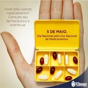 Centro Acadêmico de Farmácia promove ação sobre o Uso Racional de Medicamentos