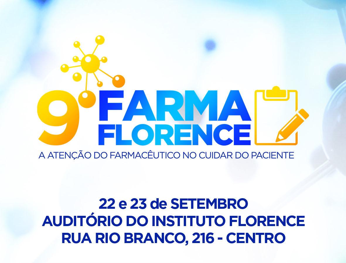 CRACHÁ FARMAFLORENCE
