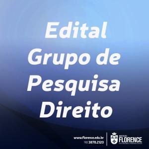 ABERTO PROCESSO SELETIVO PARA OS NÚCLEOS DE PESQUISA DO CURSO DE DIREITO