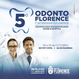 5ª OdontoFlorence – Inscrições Abertas