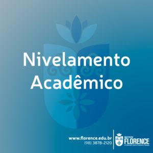 Inscrições Abertas para Programa de Nivelamento Florence