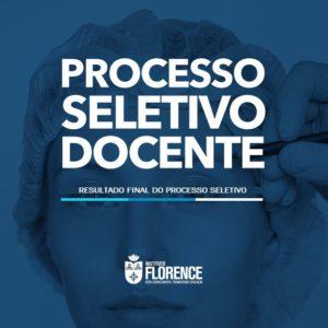 Florence Divulga Resultado Final de Processo Seletivo
