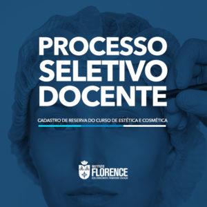 Florence divulga Deferimento de Inscrições de Seletivo