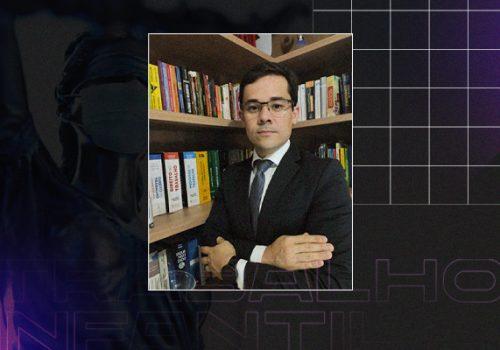 Professor de Direito ressalta importância do Dia Mundial de Combate ao Trabalho Infantil