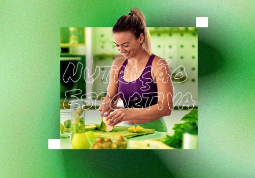 Docente da Florence explica a importância da Nutrição Esportiva