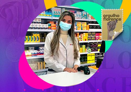 Egressa de sucesso: conheça a Farmacêutica que foi contratada logo após a graduação