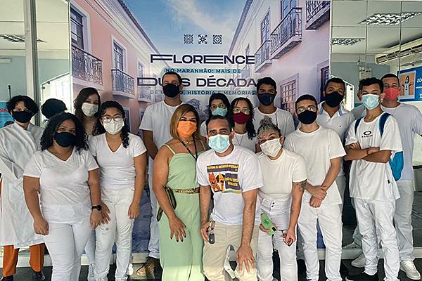 Alunos de Med Vet da Florence realizam visitas técnicas em clínicas veterinárias