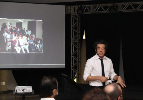 Curso de Odontologia realiza Aula Magna com a presença do professor dr. Ronaldo Hirata