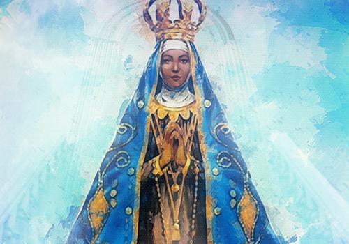 Nossa Senhora Aparecida, padroeira do Brasil, é celebrada neste 12 de outubro